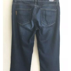 Paige Jeans Size 28 Skyline Boot Cut Dark Wash